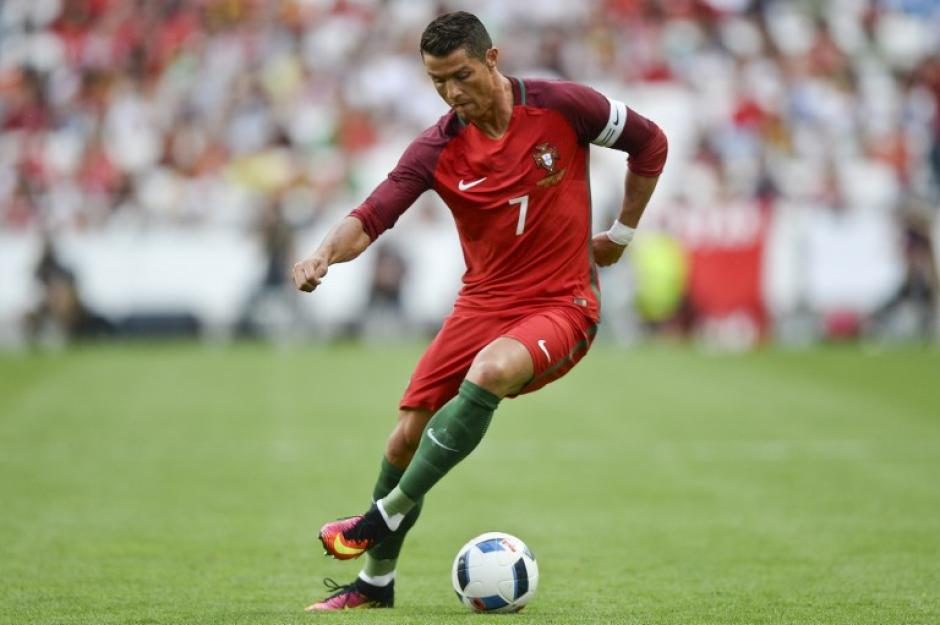 Cristiano Ronaldo buscará brillar en la Eurocopa 2016. (Foto: AFP)