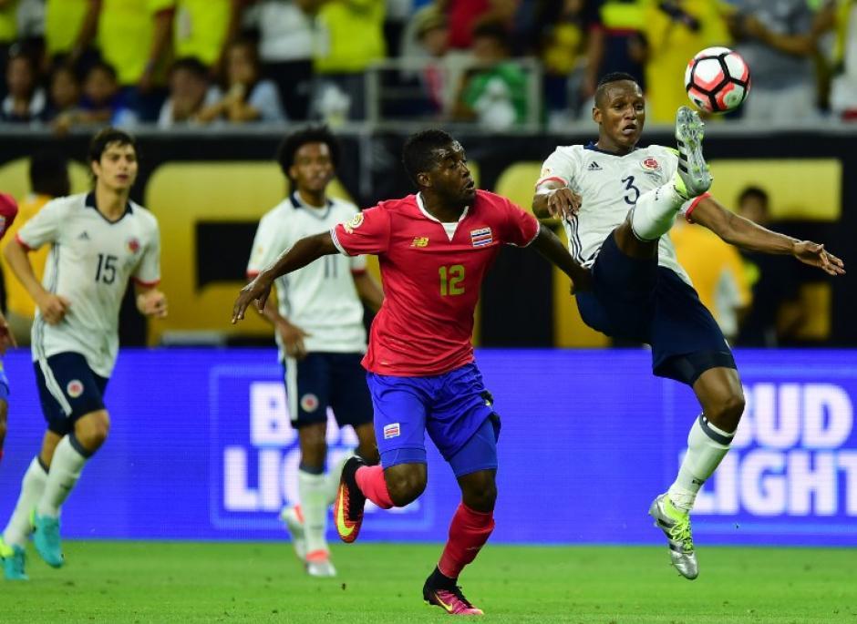 Estados Unidos y Colombia clasificaron por el grupo A, de la Copa América. (Foto: AFP)