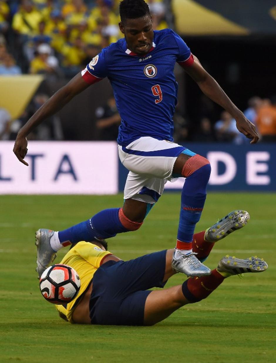 Haití se despidió de la Copa América Centenario con un gol a favor en tres partidos.
