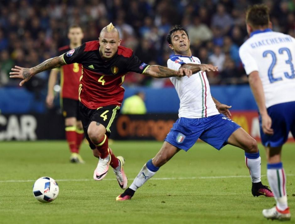Italia buscará la clasificación en la segunda jornada de fase de grupos de la Euro. (Foto: AFP)