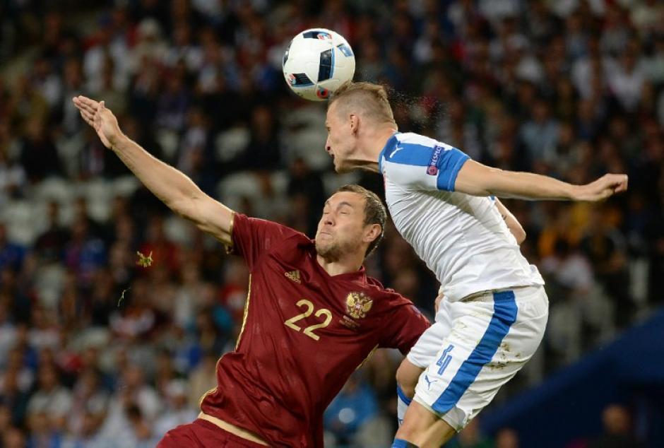 Rusia sólo ha ganado en ocho ocasiones en sus últimos 30 partidos de la Euro. (Foto: AFP)