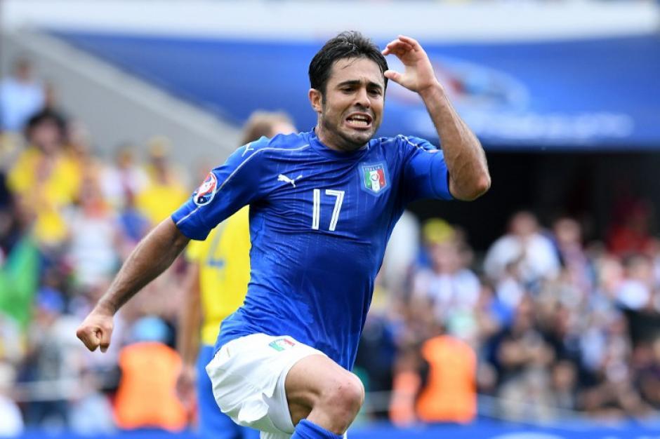 Citadin Martins celebra el único gol del juego. (Foto: AFP)