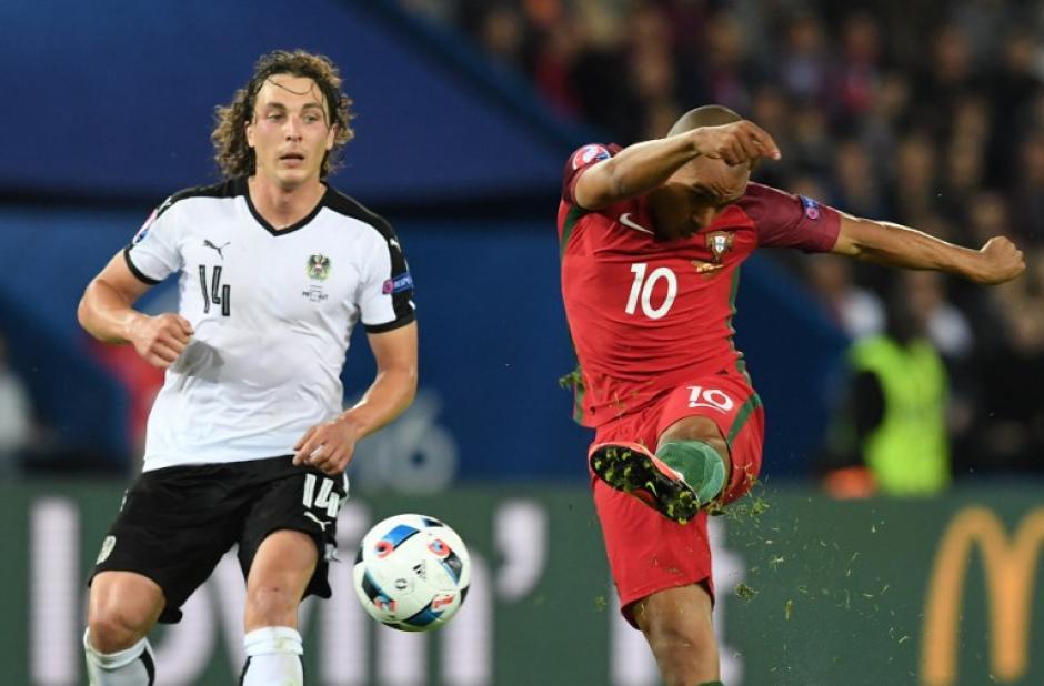 Portugal erró en la definición y complica sus aspiraciones por avanzar de ronda. (Foto: AFP)