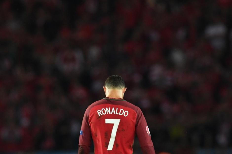 Cristiano Ronaldo se perderá al menos dos partidos de La Liga, y unos amistosos de su selección. (AFP)