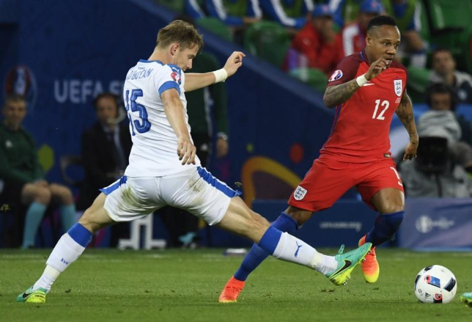 Inglaterra clasificó como segundo lugar de su grupo B en la Euro. (Foto: AFP)