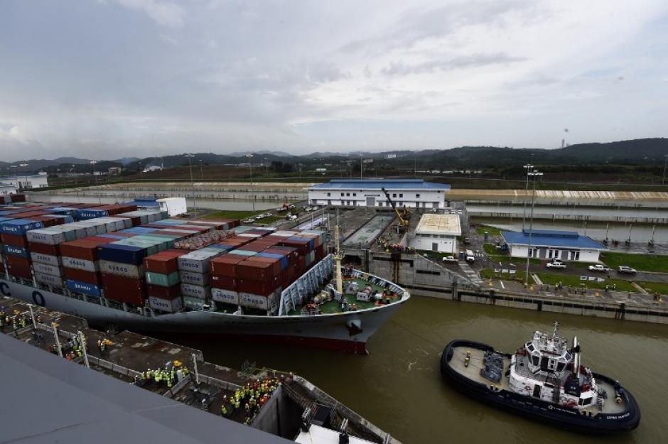 Le permitirá hacer buenos negocios con un esperado aumento del comercio mundial. (Foto: AFP)