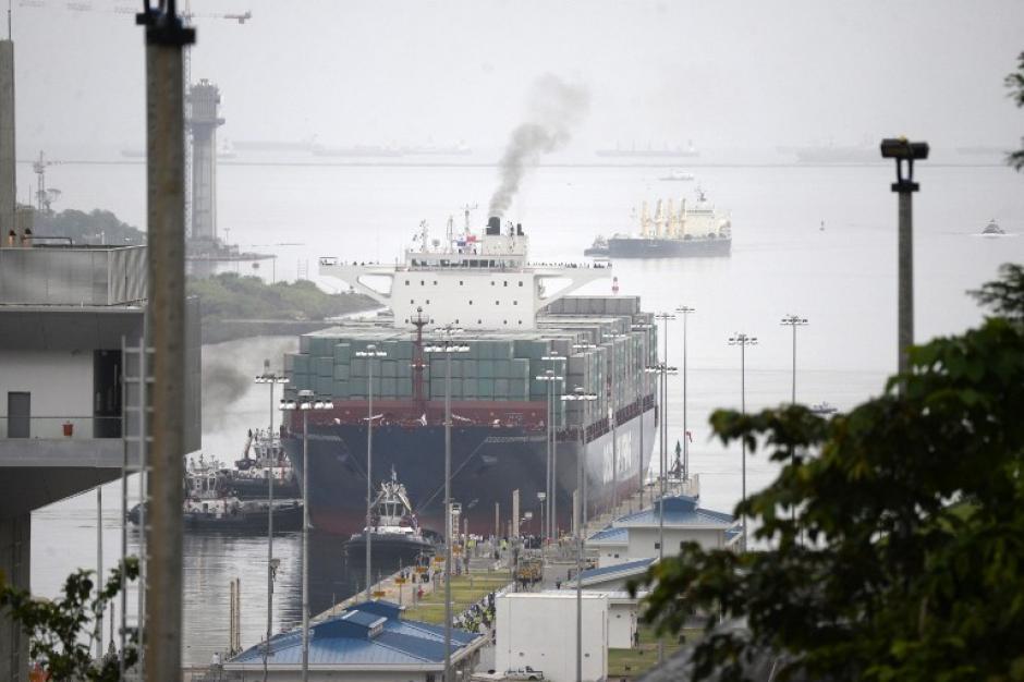 Panamá invitó a 70 gobernantes, incluidos los presidente de Estados Unidos y China, principales clientes del Canal. (Foto: AFP)