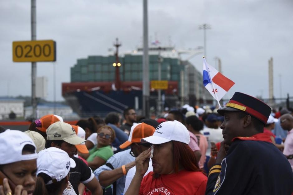 La inauguración se produce con 20 meses de retraso. (Foto: AFP)