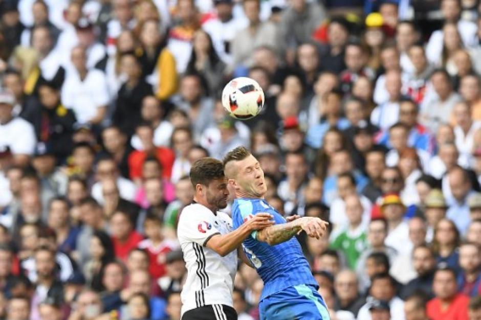 Alemania es el único equipo de la Euro que no ha recibido gol en sus primeros cuatro partidos. (Foto: AFP)