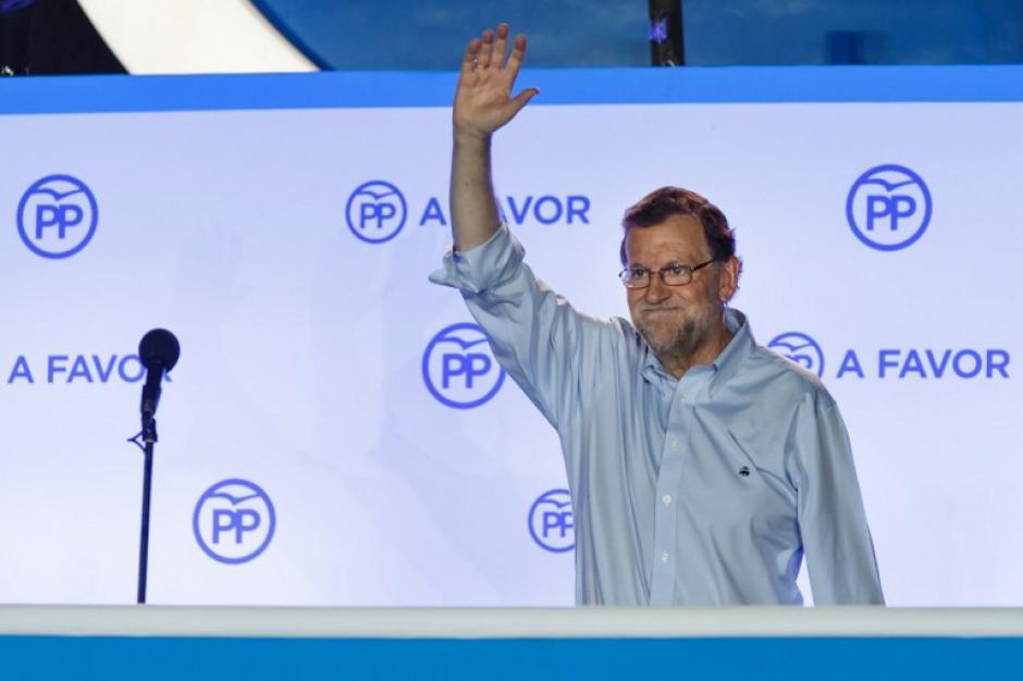 El conservador Partido Popular salió reforzado de las legislativas del domingo. (Foto: AFP)