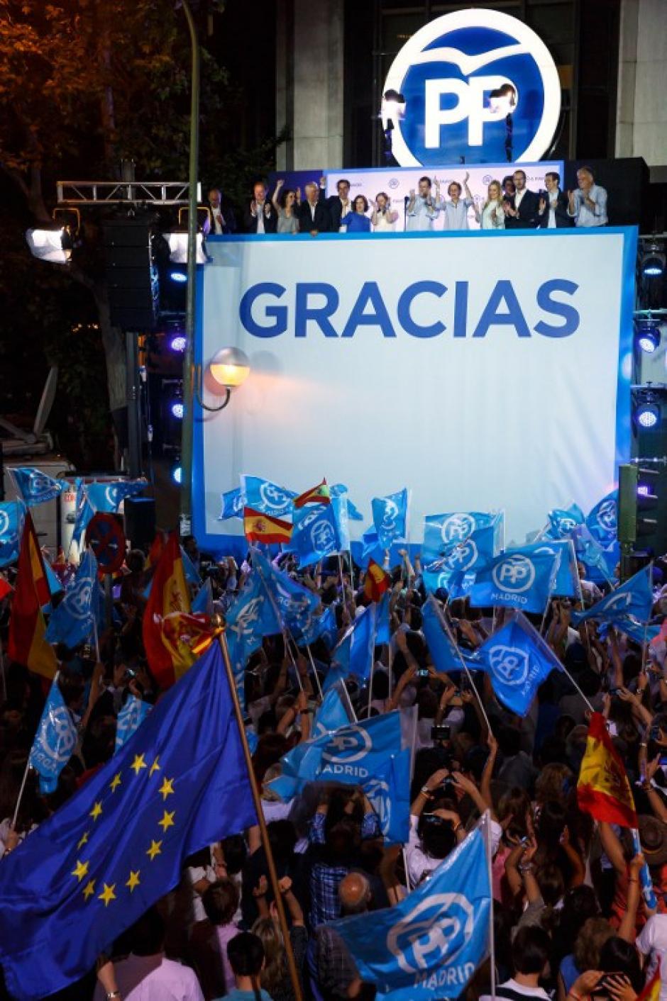 El resultado de estas elecciones es muy similar al de diciembre. (Foto: AFP)