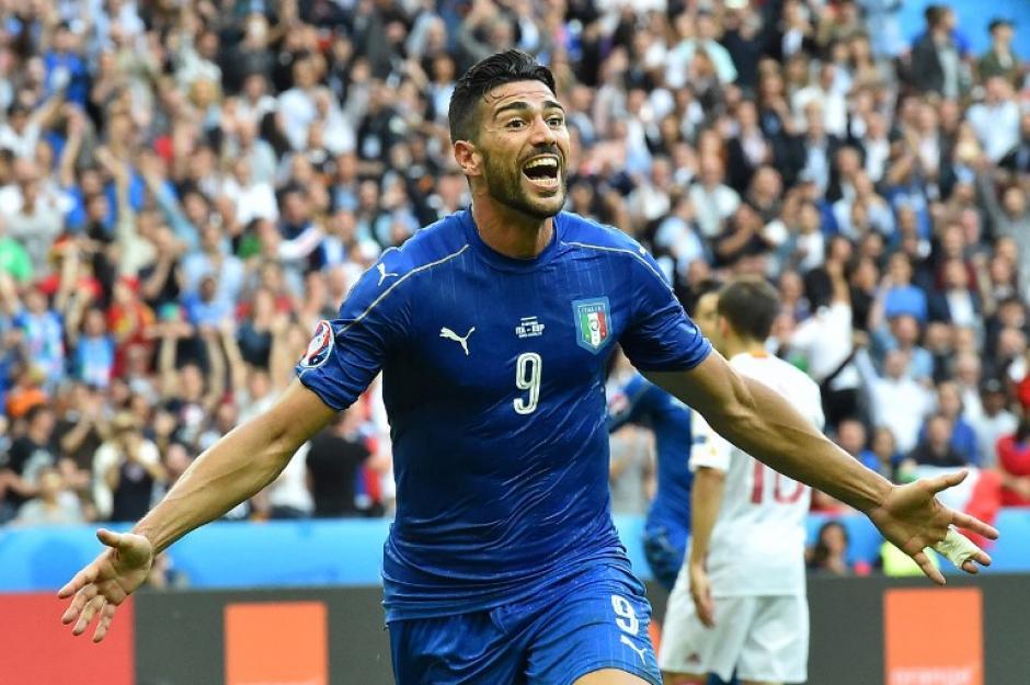 Pellè hizo una gran Euro pero falló un penal clave. (Foto: EFE)