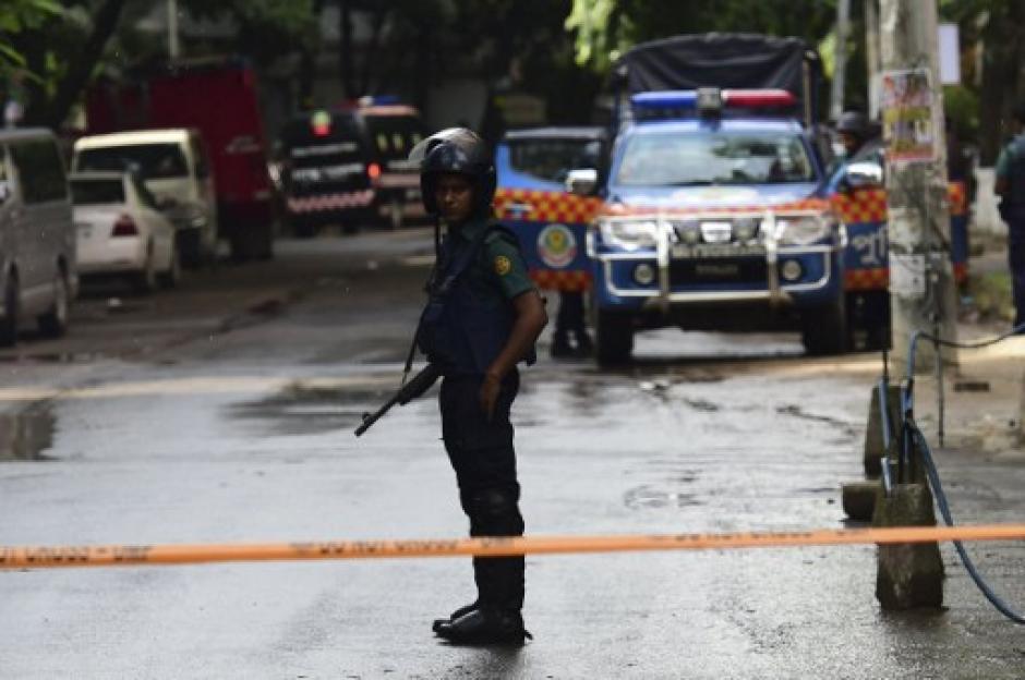 El grupo terrorista Estado Islámico y una rama de Al Qaeda se atribuyeron la autoría del atentando que dejó 28 muertos. (Foto: AFP)