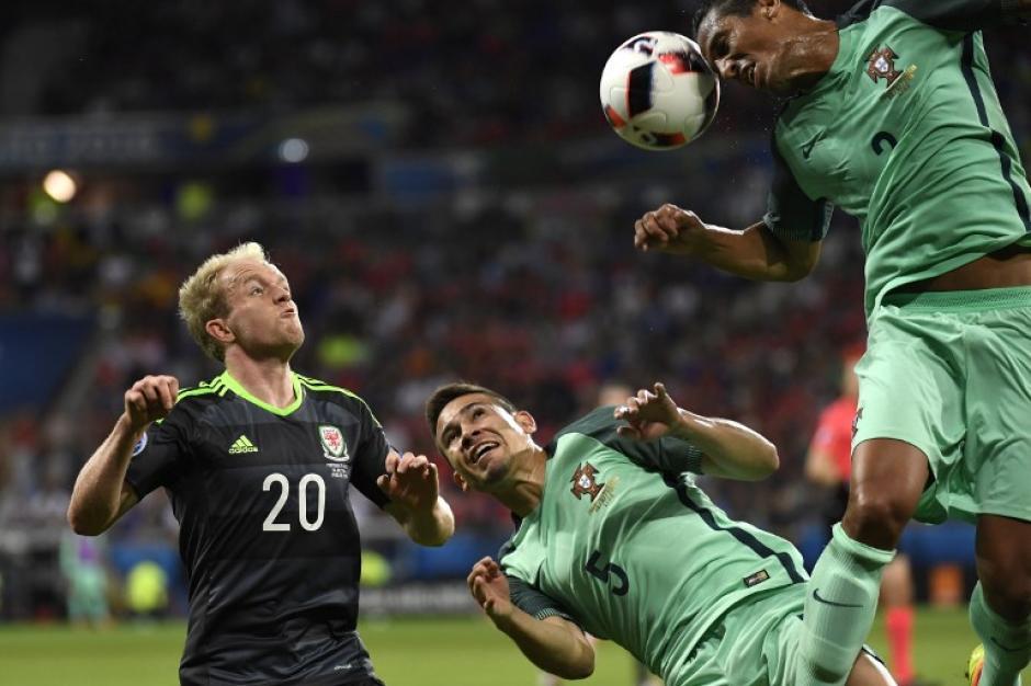 Portugal jugará una final más de Eurocopa. (Foto: AFP)