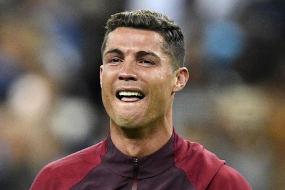 El delantero luso se coronó campeón junto a Portugal. (Foto: AFP)