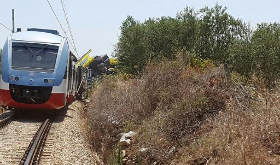 El accidente de trenes se produjo en una región donde la mayoría de personas utiliza este medio de transporte. (Foto: AFP)