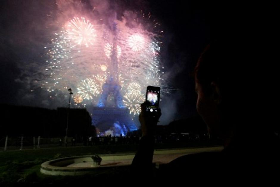 Francia celebraba su Fiesta Nacional el pasado 14 de julio. (Foto: AFP)