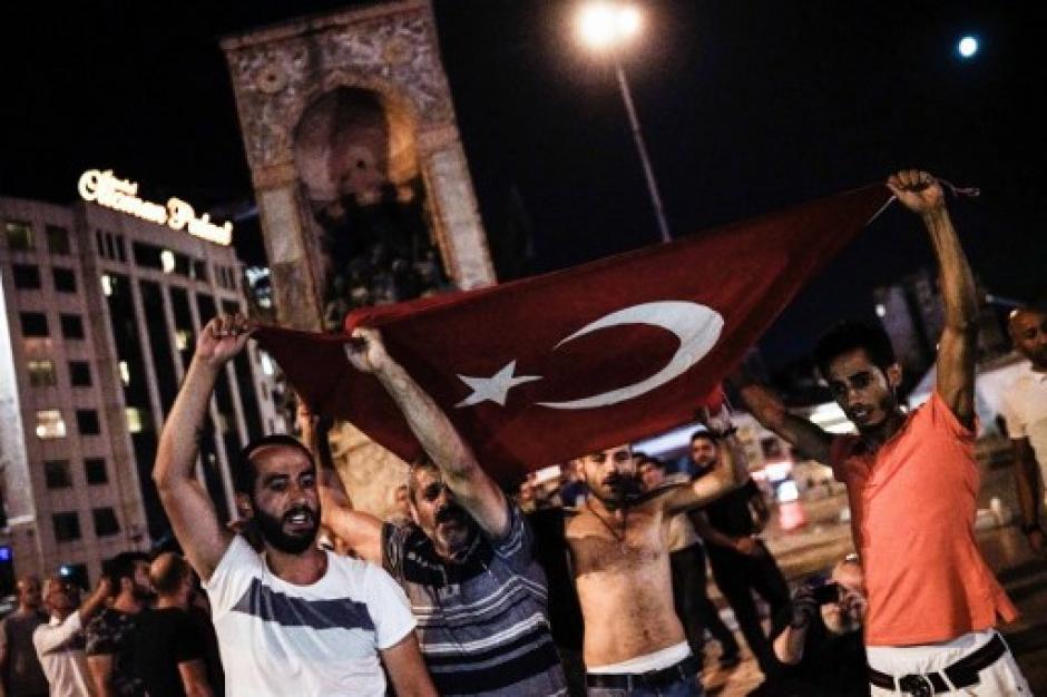 El presidente de Turquía estaba de vacaciones cuando inició el Golpe de Estado. (Foto: AFP)