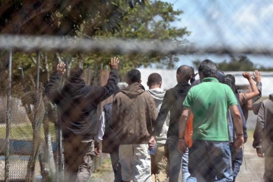 Las autoridades realizaron una requisa en la cárcel Pavón en busca de indicios por el ataque. (Foto: AFP)