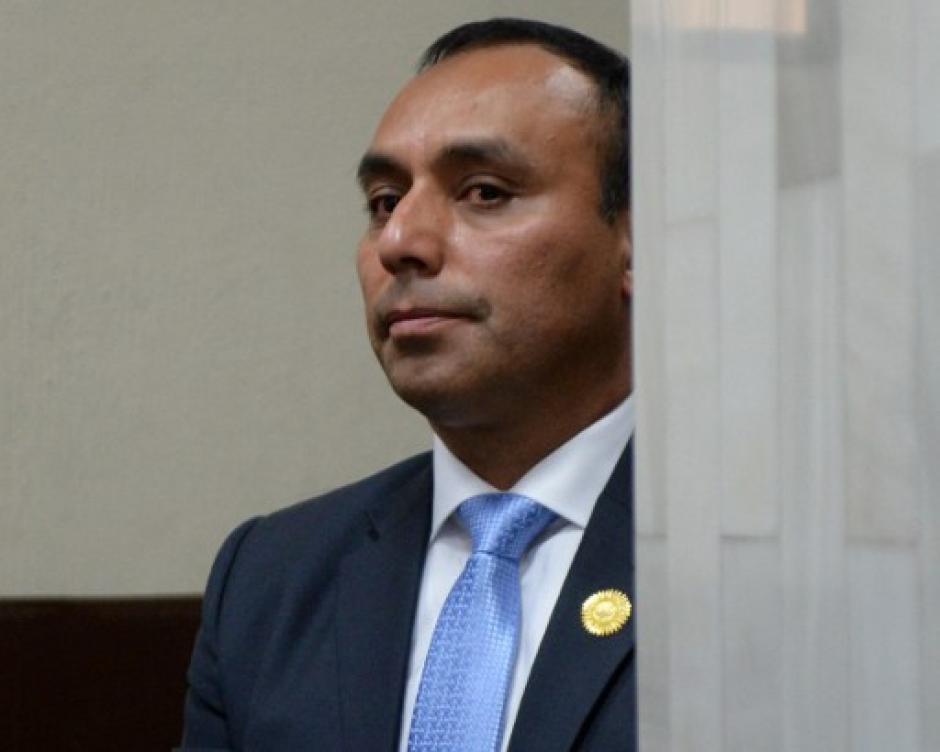 Byron Lima fue asesinado en la cárcel Pavón el lunes 18 de julio. (Foto: AFP)