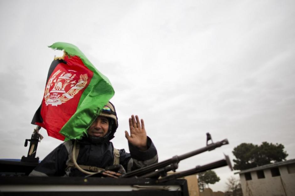 Por el temor a actos terroristas, la presencia militar es fuerte en todos los centros urbanos, en particular aquellos donde hay grupos talibanes. (Foto: AFP)