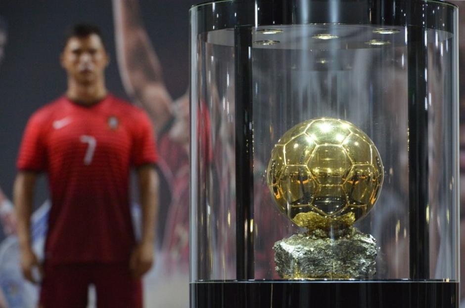 El museo cuenta con insignias que destacan la carrera de Cristiano Ronaldo.  (Foto: AFP)