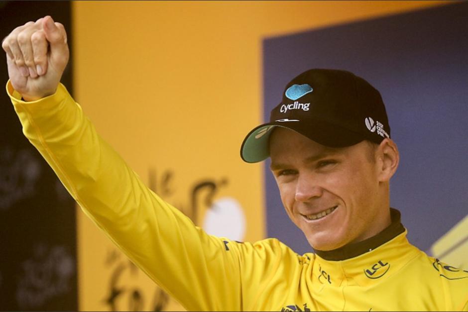 Chris Froome conquistará su tercer Tour de Francia (AFP)