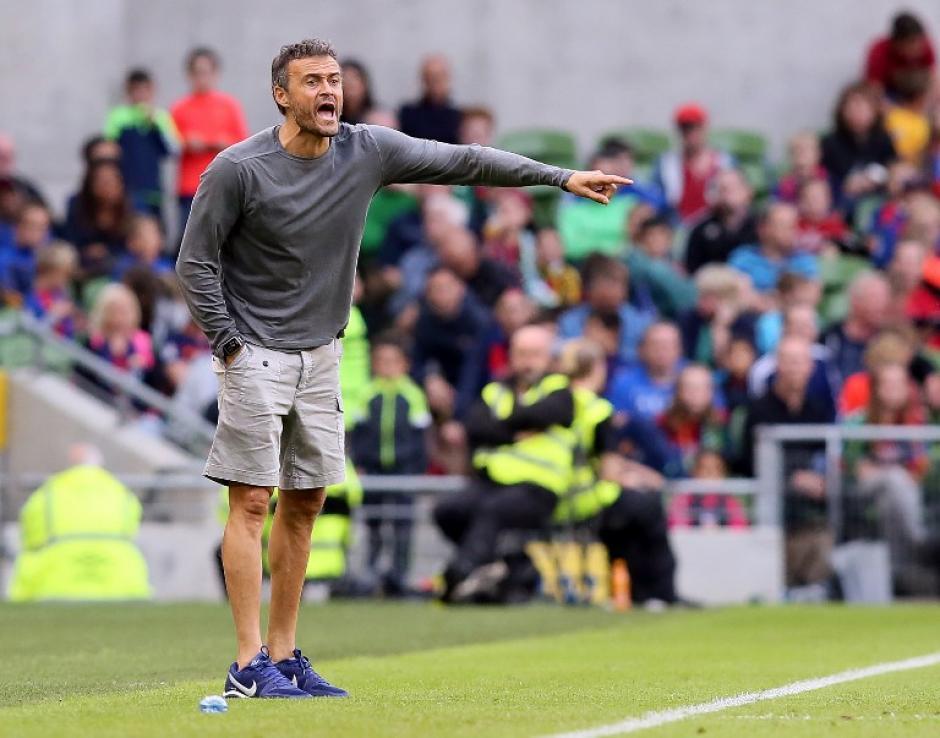 El técnico lleva más de un año pidiendo a otro delantero. (AFP)