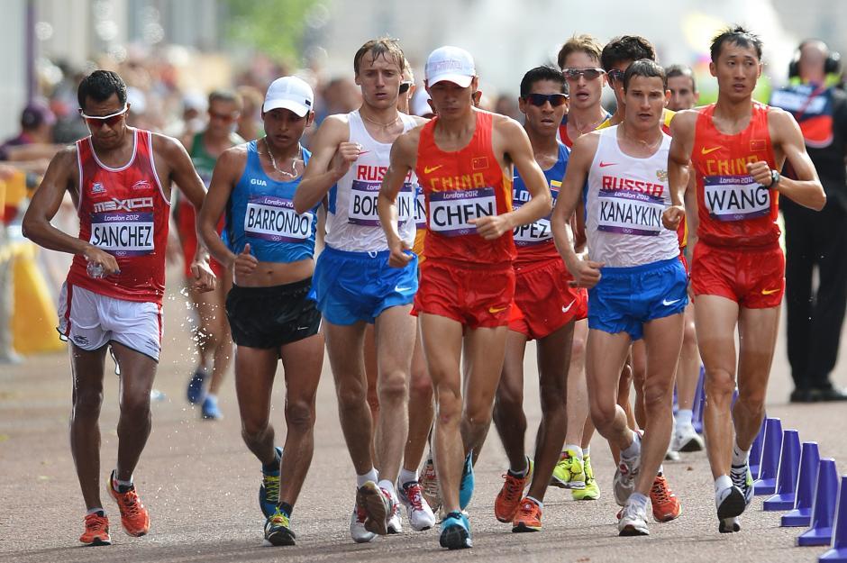 Barrondo ganó la medalla de oro con 21 años. Y sumó la octava medalla olímpica para Centroamérica.(Foto: Archivo/Nuestro Diario)