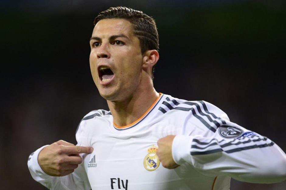 Cristiano Ronaldo, finalista para el Balón de Oro 2013