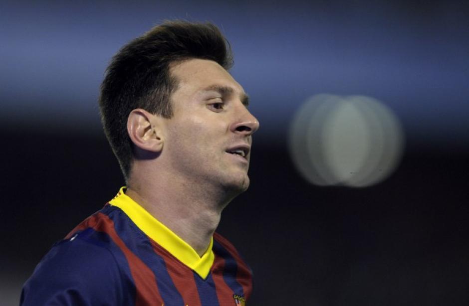 Messi, quien se recupera de su lesión en Argentina, aprovechó para quejarse de Javier Faus, el vicepresidente del Barcelona