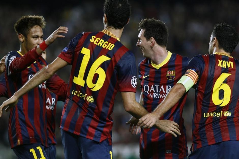 El Barcelona quiere volver a sonreír ante el Granada y olvidar la eliminación de la Champions a manos del Atlético