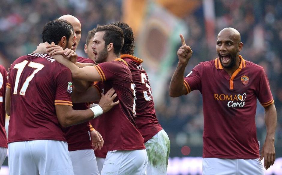 Roma. Calcio, Italia