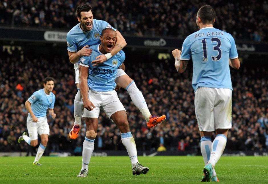 Manchester City, Premier League, Liverpool, 2013