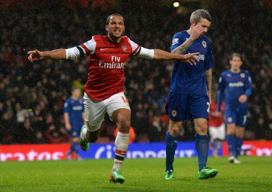 El Arsenal viene de derrotar 2-0 al Cardiff City en su último juego, correspondiente a la jornada 20 de la Premier League