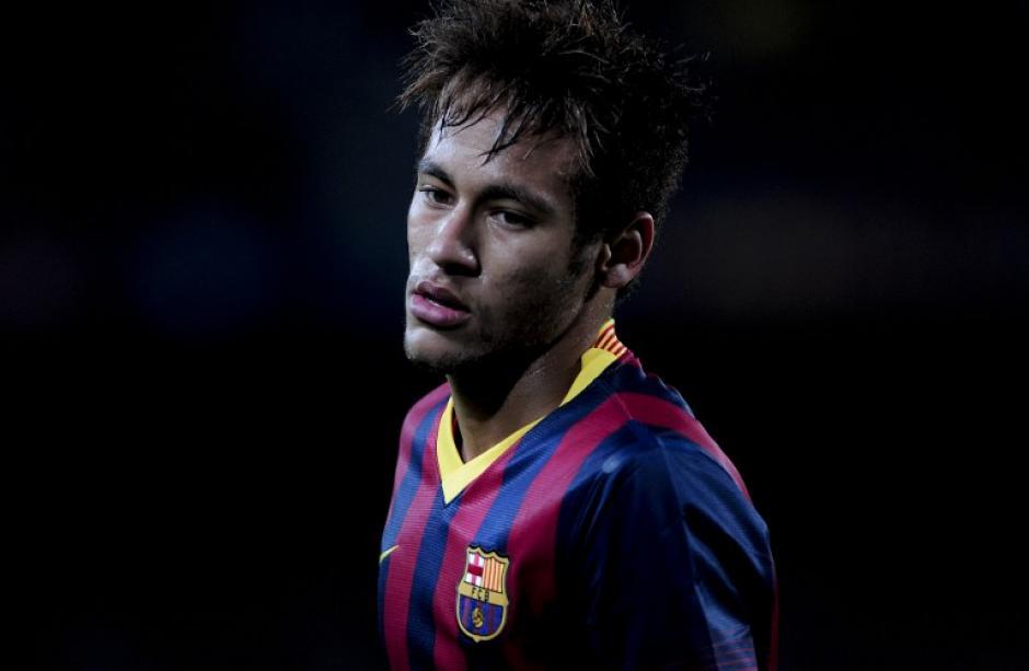 Neymar, Barcelona, Sandro Rossel, Escándalo