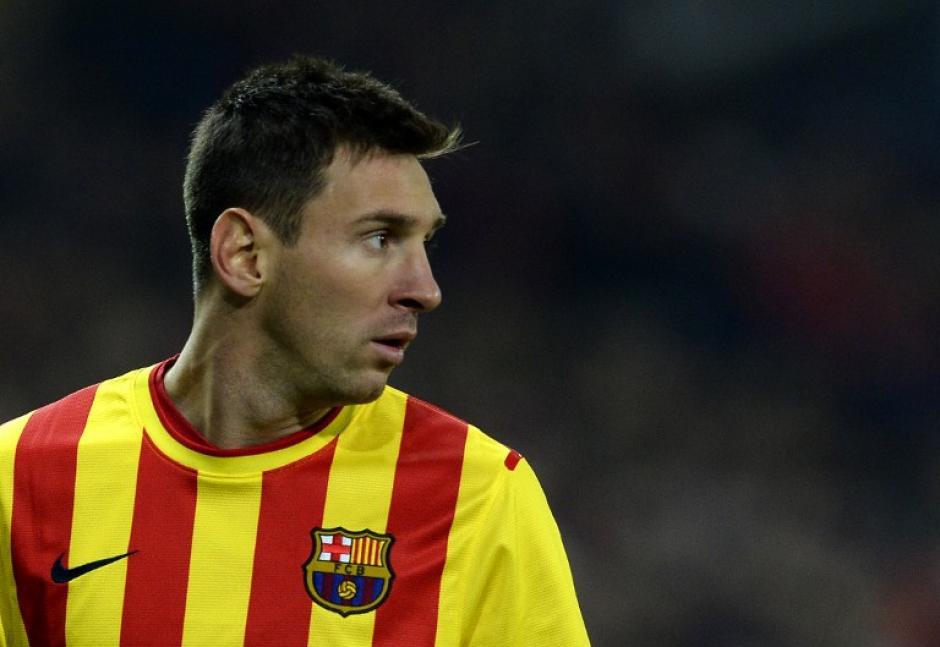Lionel Messi tuvo su tan esperado regreso anotandole dos goles al Getafe en el juego de ida