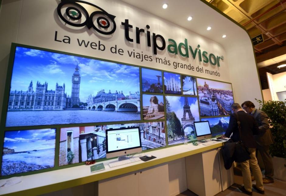 Agencias de viaje, oficinas turísticas y otros servicios relacionados participan en este evento que se realiza en la ciudad de Madrid, España. Foto AFP