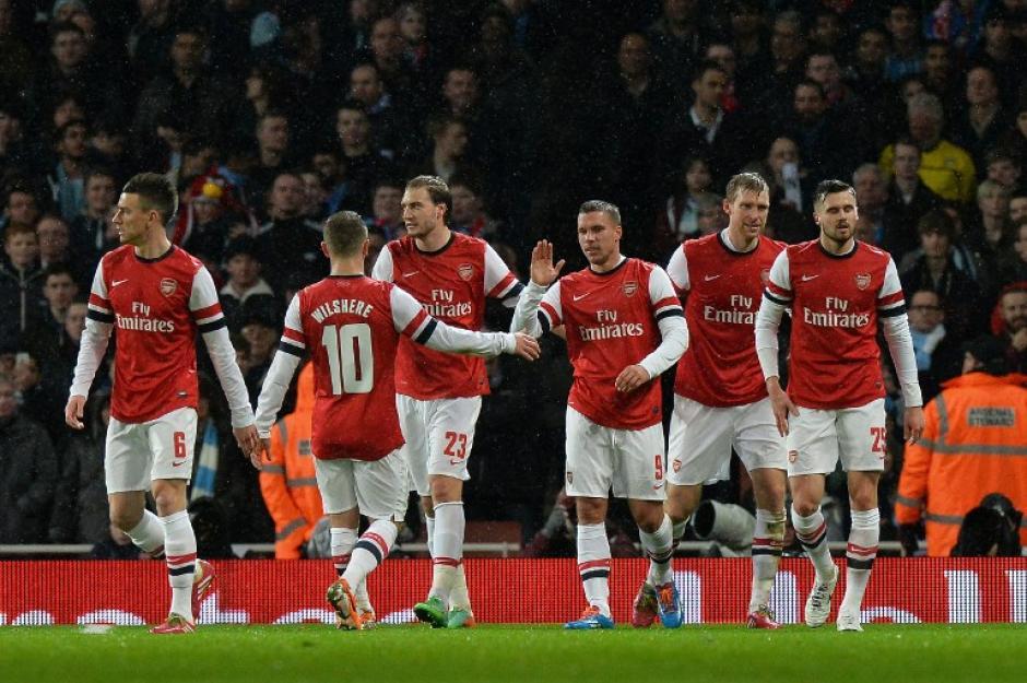 El Arsenal deberá enfrentar al Tottenham por la tercera ronda de la Copa de la Liga Inglesa