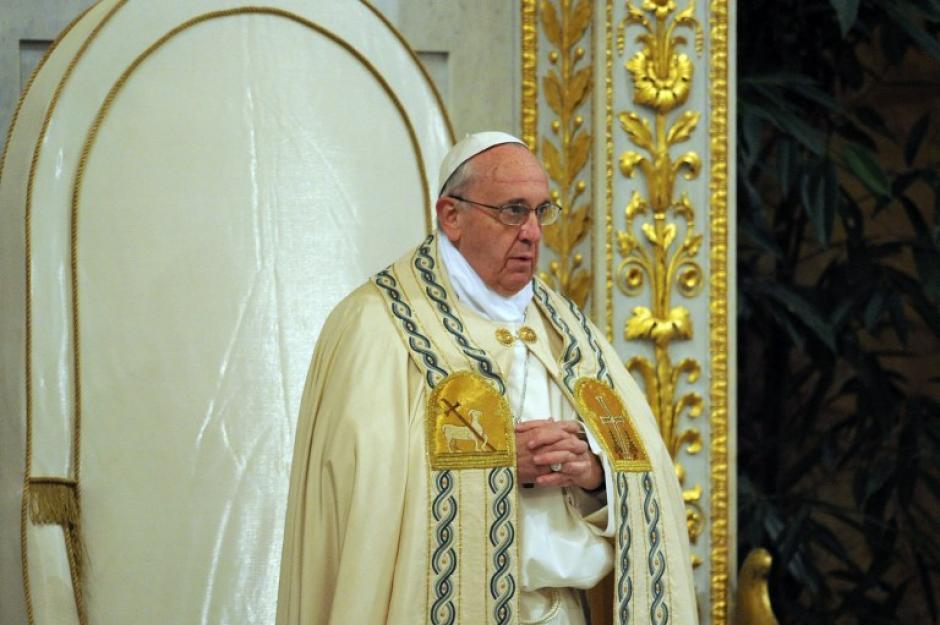 El Papa Francisco se refirió a la importancia del papel de la mujer dentro de la iglesia y la familia