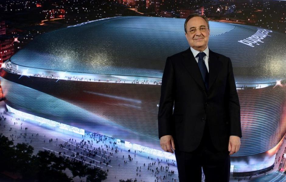 El nuevo estadio costará unos 400 millones de euros. (Foto: Javier Soriano/AFP)