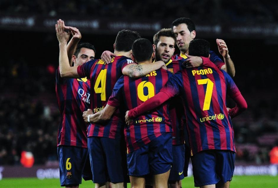 El Barcelona se enfrentará al Manchester City por la UEFA Champions League