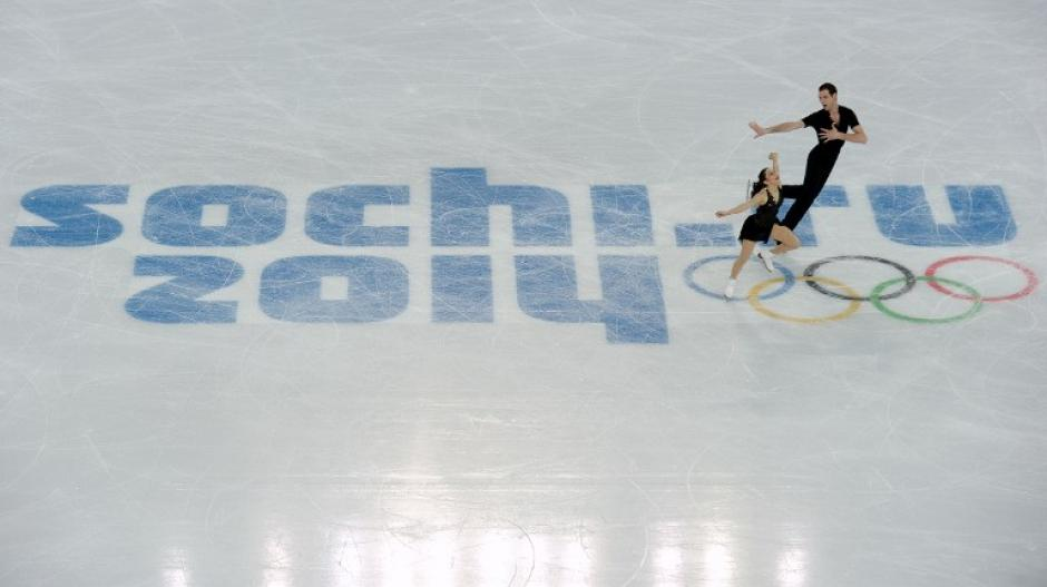 Los juegos de Sochi 2014 se inauguran oficialmente este viernes a las 10 de la mañana. (Foto: Yuri Kadobnov/AFP)