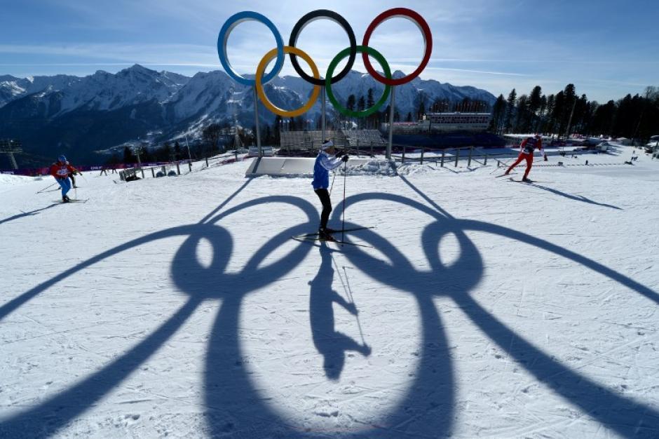 Terrorismo, homofobia, críticas de la prensa, hoteles sin condiciones adecuadas y un gasto económico sin precedentes, han marcado a los Juegos Olímpicos de Invierno de Sochi antes de su inauguración. (Foto: Kirill Kudryavtsev/AFP)