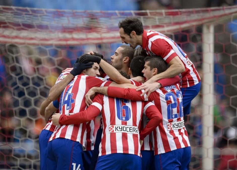 Atlético de Madrid, Valladolid, Liga Española