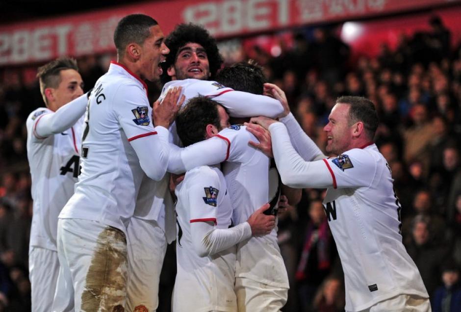 El Manchester United quiere olvidar su actual campaña en la Premier y seguir avanzando en la Champions