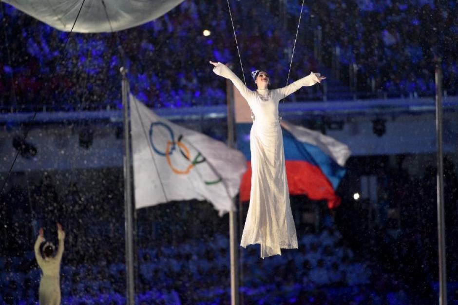 Rusia fue el máximo ganador en el medallero de estos juegos con 33 preseas doradas. (Foto: AFP/ Damien Meyer)