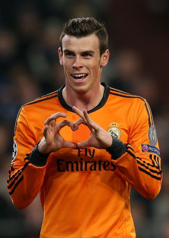 Gareth Bale anotó un doblete con el Madrid, ya que fue el autor del 2-0 y del 5-0 en el juego ante el Schalke 04