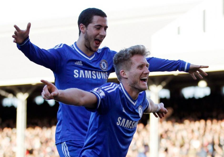 Chelsea vence al Fulham