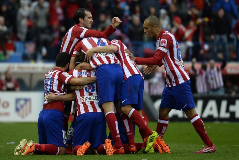 Los colchoneros quieren volver a ganar en la Liga, tras empatar 2-2 en su último juego ante el Real Madrid en el Vicente Calderón